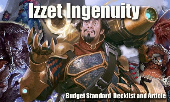 Izzet Ingenuity | Brother Of Runes