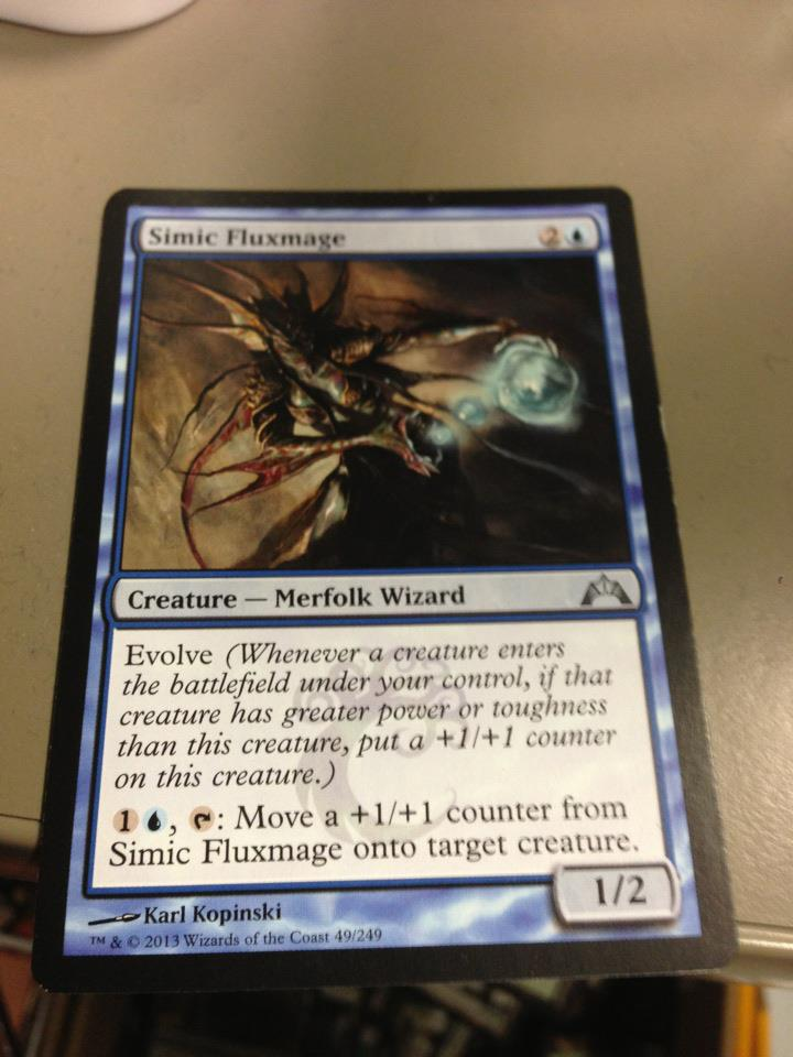 simic flux