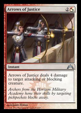 arrowsofjustice