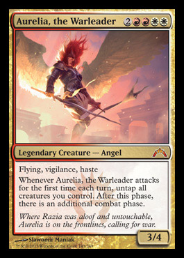 aureliathewarleader