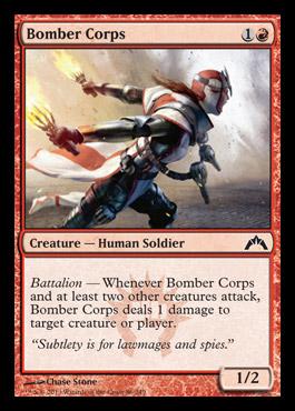 bombercorps