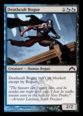 deathcultrogue