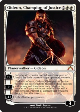 gideon champion