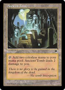 ancient tomb