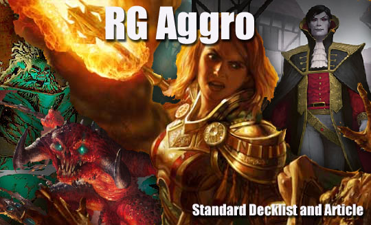 rg aggro gatecrash