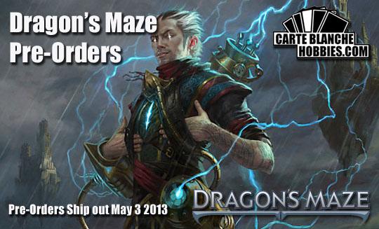 dragon's maze preorder
