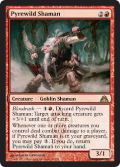 pyrewild shaman