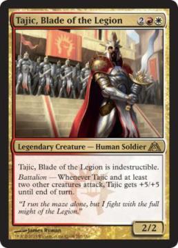 tajic blade of the legion