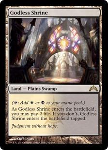 godless shrine