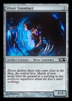 sliverconstruct