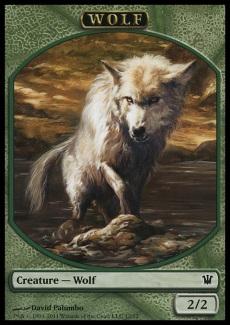 inn wolf token