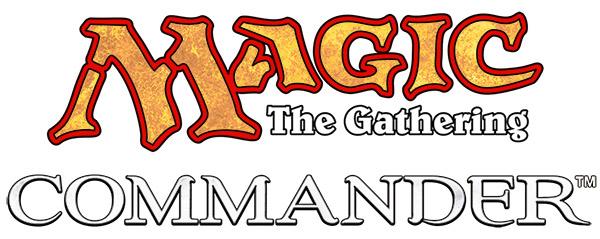 mtg commander logo