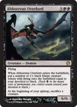 abhorent overlord