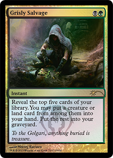 grisly salvage fnm
