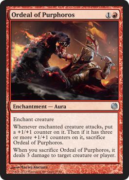 ordeal of poruphoros