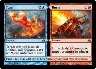 turn burn