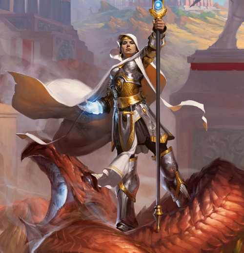 elspeth promo art