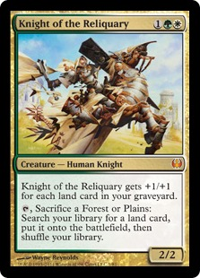 knight of the reliquary dd