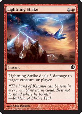 lightining strike