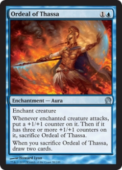 ordeal of thassa