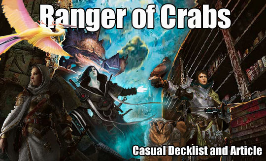 ranger of crabs
