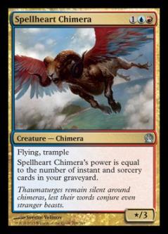 spellhear chimera