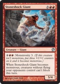 stoneshock giant