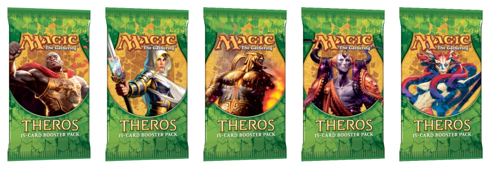 theros boosters