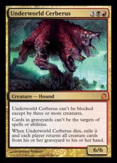 underworld cerberus