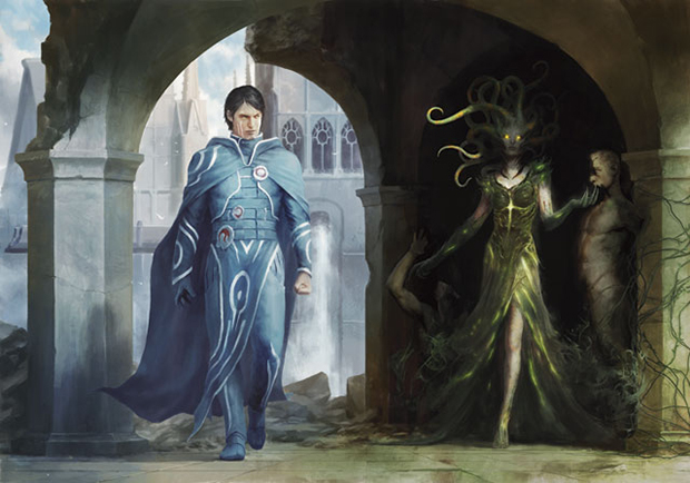 jace vs vraska