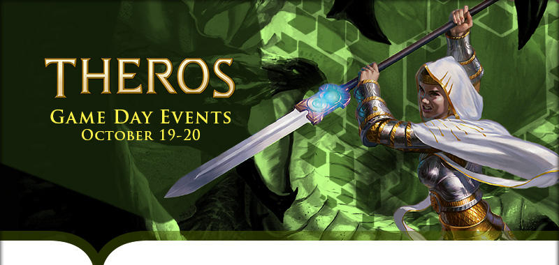 theros gameday events