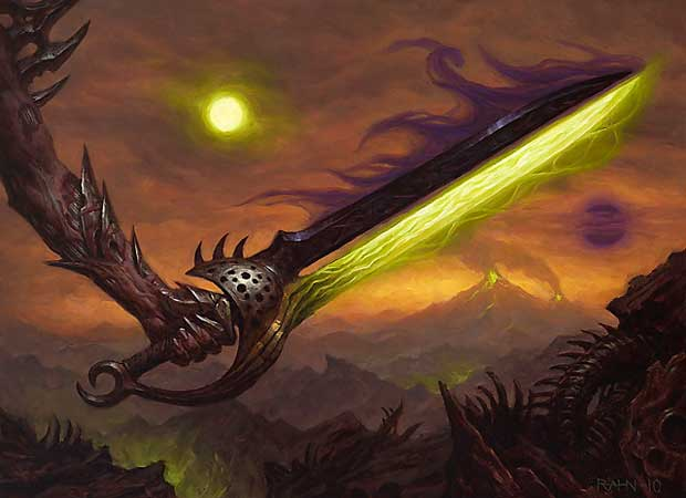 sword of feast and famine art