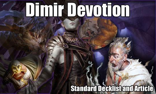 Dimir Devotion
