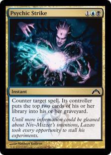 psychic strike