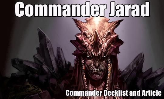 commander jarad