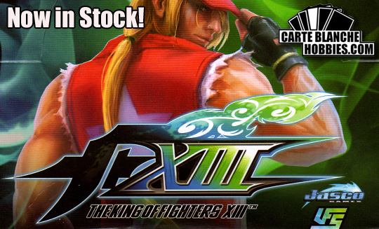 Kof XIII Singles now in stock