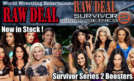 Survivor Series 2 Boosters