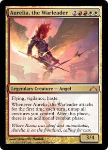 aurelia the warleader