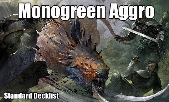 monogreen aggro