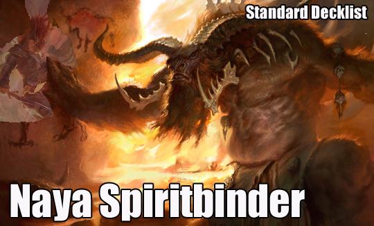 naya spiritbinder