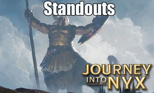 Journey into Nyx Standouts