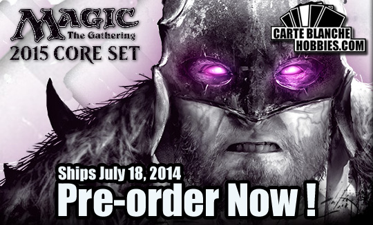 Magic 2015 Pre-orders