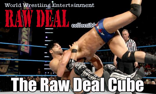 raw deal cube