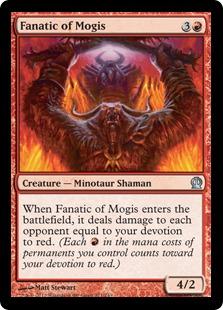 fan of mogis