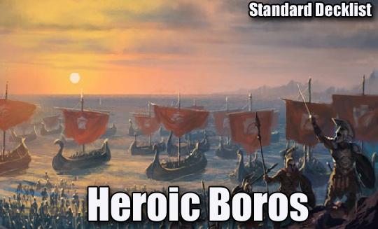heroic boros