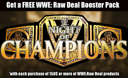Night of Champions Special
