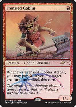 frenzied goblin fnm