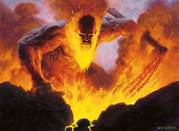 inferno art