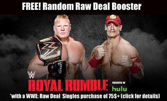 Royal Rumble 2015 promo