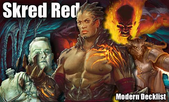 skred red